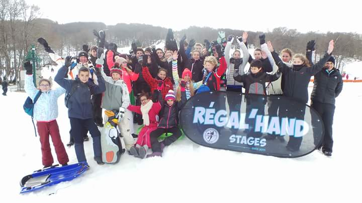 Stage Hiver Régal'hand 2018