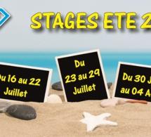 Stages d'été Régal'hand 2021